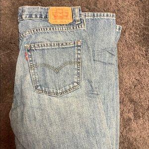 Levi 550 men's jeans 30x30
